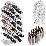 byAlegory Acrylic Lip Gloss Makeup Organiser | 28 Space Storage w/Deep Slots Designed To...